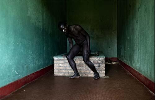 Psiquiátrico Burundi